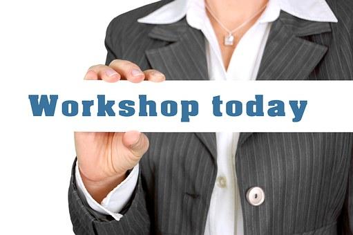 workshop blogger