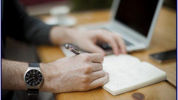 Writerpreneur Harus Kerja Keras Bukan Harus Hebat