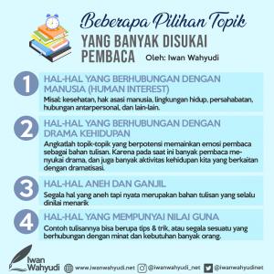 Buku yang Banyak Disukai Pembaca